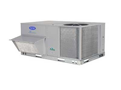 Climatiseur commercial Carrier